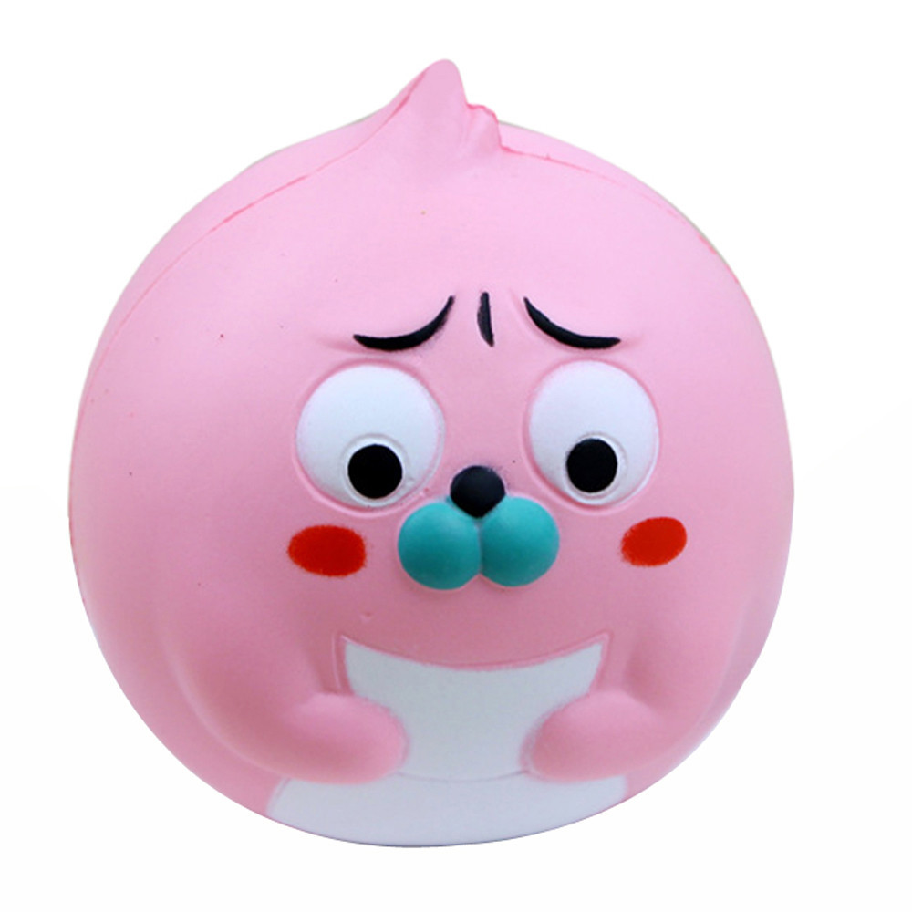 Cartoon Water Drop Slow Rising Squeeze Toy Collection Cure Gifts Finger Rehabilitation Training Toys For Children #B