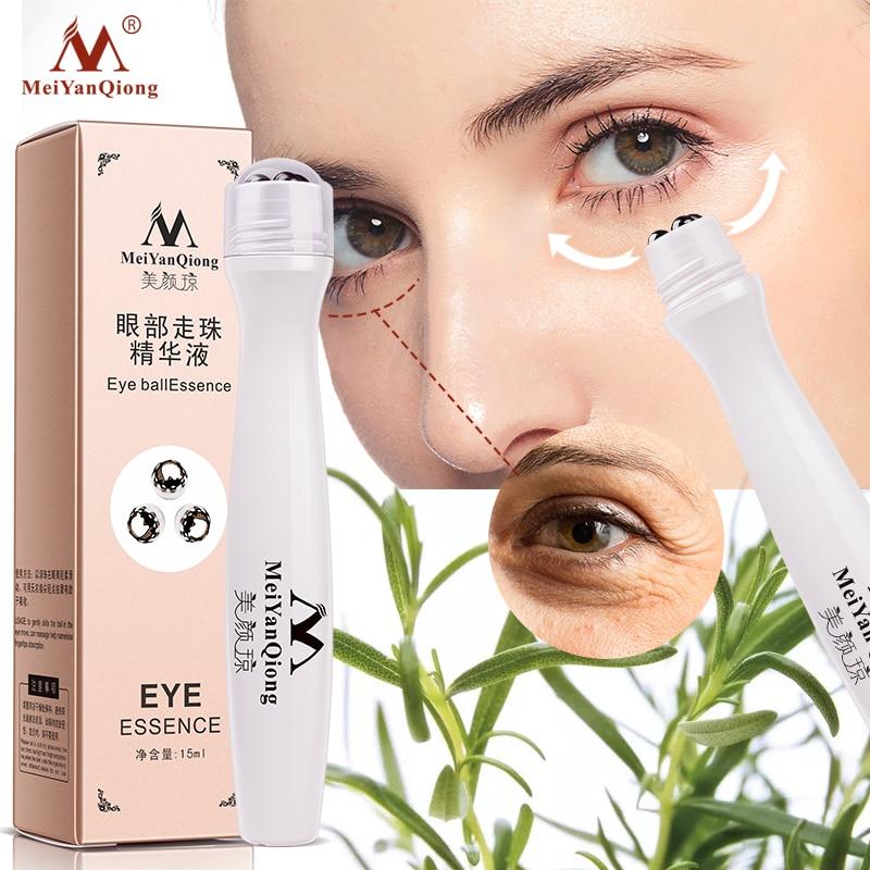 Eye Cream Anti-Puffiness Remove Wrinkles Skin Care Gold Activating Eye Cream Dark Circle Anti-Aging Face Serum Moisturizing