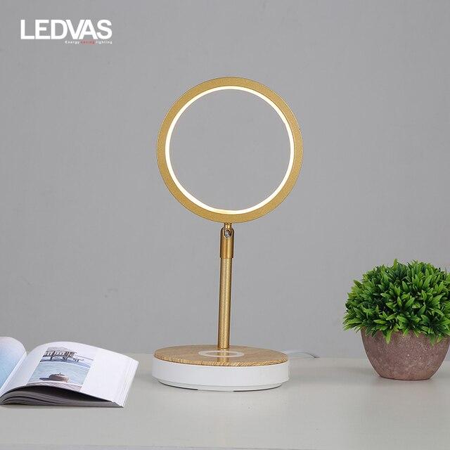Купить ledvas современная прикроватная лампа для чтения поддерживает картинки цена