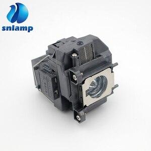 Image 3 - オリジナルsnlampプロジェクターランプハウジングとELPLP67/V13H010L67ためEB X14、EB W02、EB X02、EB S12、EB X11 MG 850HD