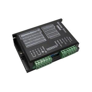 Image 3 - 4 ציר ערכת cnc Nema 23 2.5N 100mm מנוע צעד TB6600 DM542 dm556 נהג + USB mach3 בקר כרטיס כבל + 350W אספקת חשמל