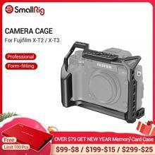 Камера для видеосъемки SmallRig, стабилизатор из алюминиевого сплава, защитная крышка 2228 для Fujifilm, для камеры, для Fujifilm,