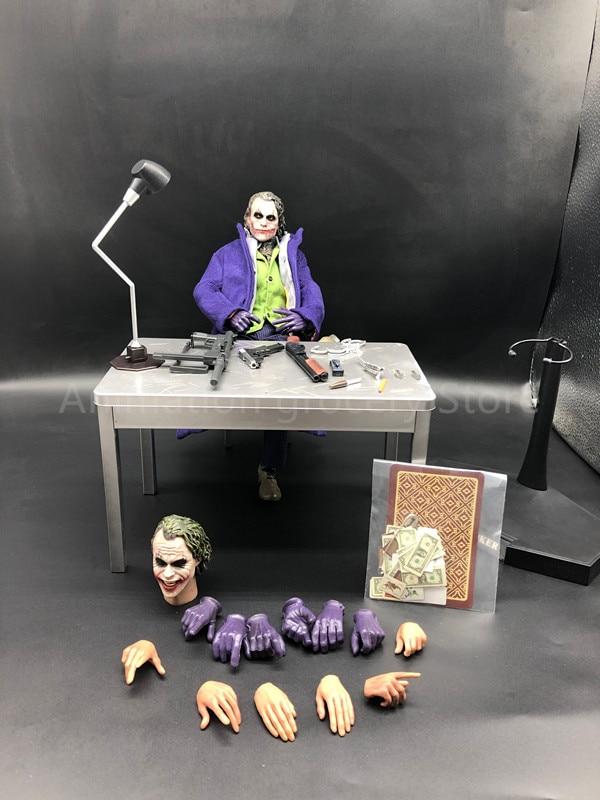 30cm nouvelle légende création le chevalier noir le Joker 20 DX11 1/6 échelle figurine à collectionner