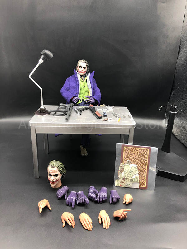 30cm New Legend Creation The Dark Knight The Joker 20 DX11 1/6 Scale Collectible Figure