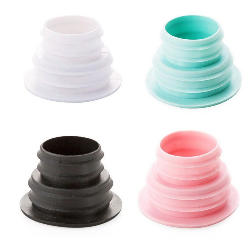 Deodorant Sealing Plug Kitchen Pipe Sewer Seals Washing Machine Drain Pipe Connector Bathroom Kitchen Cleaning Tools 1pcs