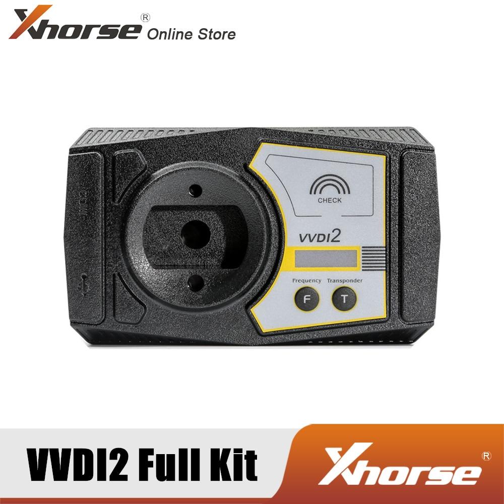 Xhorse VVDI2 Full Kit V6. 8. 0 with ...