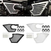 R NineT אופנוע אוויר תיבת כיסוי מגן Fairing עבור BMW R תשע T טהור רייסר שלגון עירוני GS 2014  2019 Airbox מסגרת כיסוי