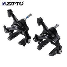 ZTTO-Pinza pivotante doble para freno de bicicleta de carretera, llanta plegable para centro de frenado, calibradores delanteros y traseros vs 105 R7000