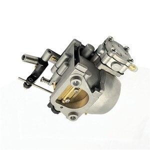 Image 2 - Montaje de carburador para Suzuki 13200 91D21 13200 939D1 15HP DT15 DT9.9 de alta calidad rápida entrega