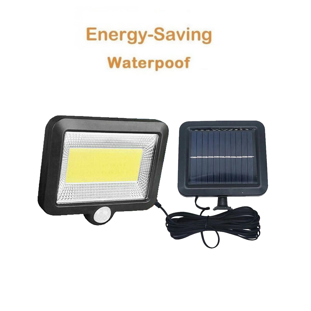 Upgraded 56/100 Leds Solar Light Waterproof Motion Sensor Solar Lamp For Outdoor Garden Street Wall Security Lights Split Mount