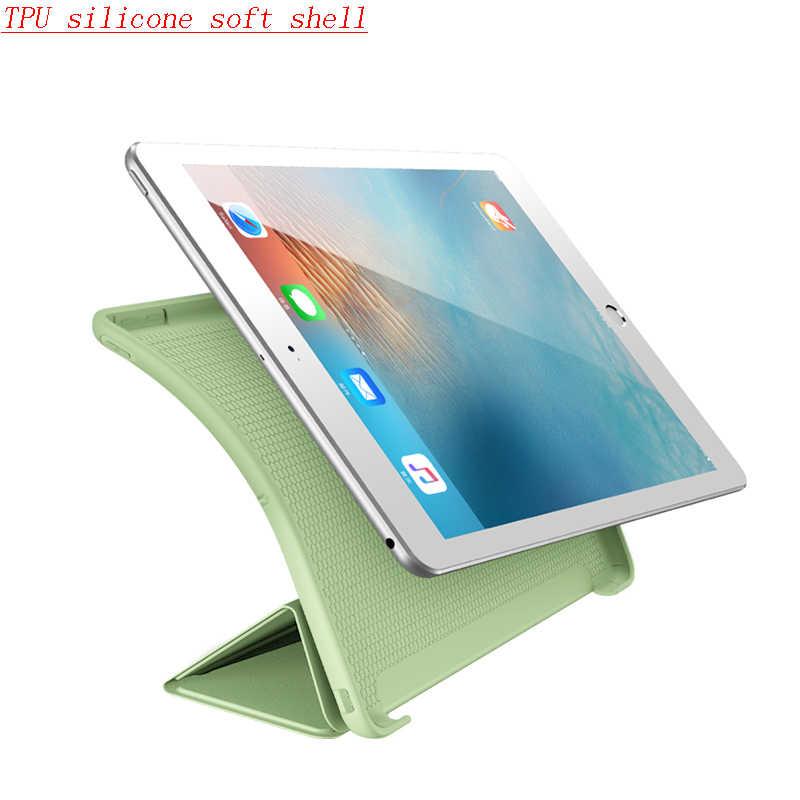 Dành Cho iPad Pro 11 2020 Không Khí 3 10.5 2018 9.7 Inch 10.2 2019 Cover Dành Cho 6th 7th Thế Hệ ốp Lưng Dành Cho iPad Mini 1 2 3 5 Vỏ