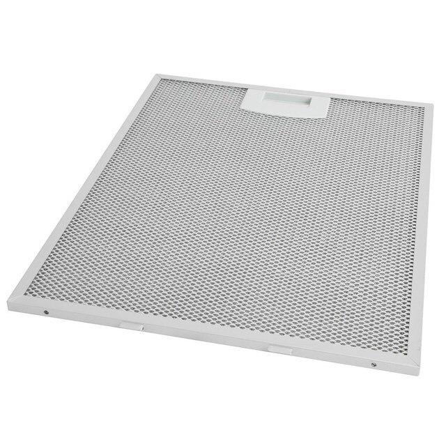 Filtro de malha da capa do fogão (filtro de graxa do metal) substituição para balay 3 bd7104xp 1 peças
