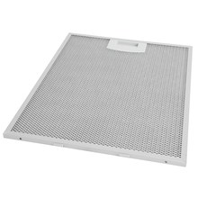Substituição do filtro de malha da capa do fogão (filtro de graxa do metal) para bosch dww091350b 1 peças