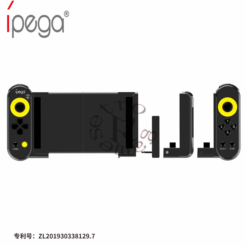 lowest price iPega PG-9167 bluttoth Wireless Gamepad Stretchable Game Controller for iOS Android Mobile Phone   PC   Tablet for PUBG Games