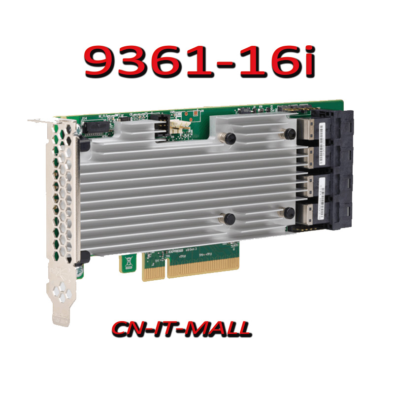 New 9361-16i 12Gb SAS 2GB Cache Raid Card