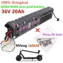 100% original 36V 20ah Xiaomi m356 special battery pack 36V battery pack 20000mah installation 60km + media adjustment tool