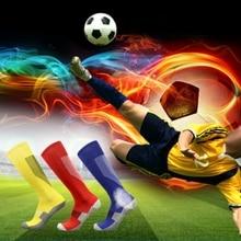 Европейские Футбольные Клубные спортивные носки, дышащие гольфы для профессионального футбола, баскетбола, длинные гольфы, спортивные носки для взрослых и детей