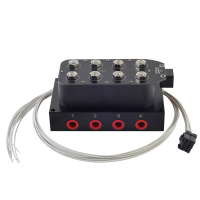 Universal Air Ride Suspension Manifold Valve 1/4 1/8npt Fast Air Bag Control fbss (0 300psi)