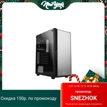 Корпус ATX ZALMAN S4, Midi-Tower, без БП, черный