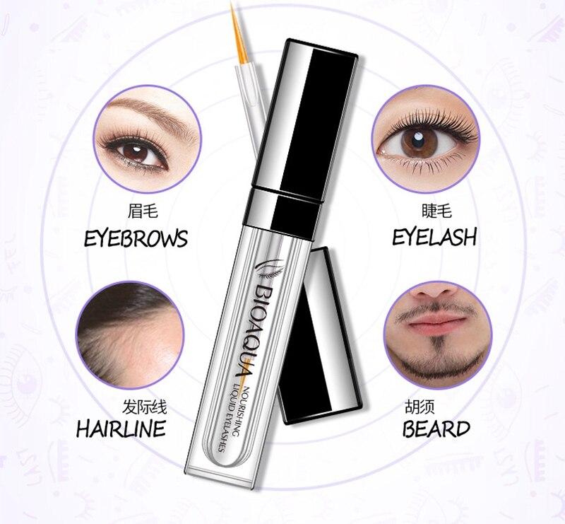 BIOAQUA Powerful Lengthening Thicker Norishing Treatment Eye Lash Essence Nutritious Growth Liquid Eyelashes Serum 2