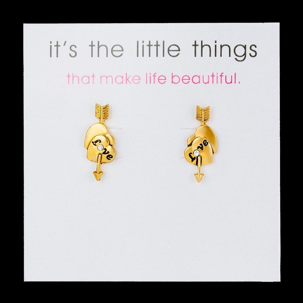 12 Pairs/set Stud Earrings Set With Card Transparent Zircon Balls Love Flowers Earrings Women Imulated Pearl Earrings Jewelry 94