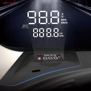 2019 для Subaru Forester Outback XV Head up Display HUD Head up Display модификация
