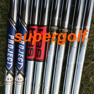Image 5 - Black golf irons New AP3 718 irons forged set ( 3 4 5 6 7 8 9 P ) with dynamic gold S300 steel shaft golf clubs