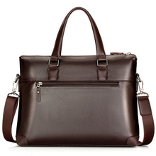 YICIYA Business Men Briefcase Bag Pu Leather Shoulder Bag Men Laptop Bags Office Large Capacity Man Briefcase Purse WBS503 trendy plaid and pu leather design briefcase for men