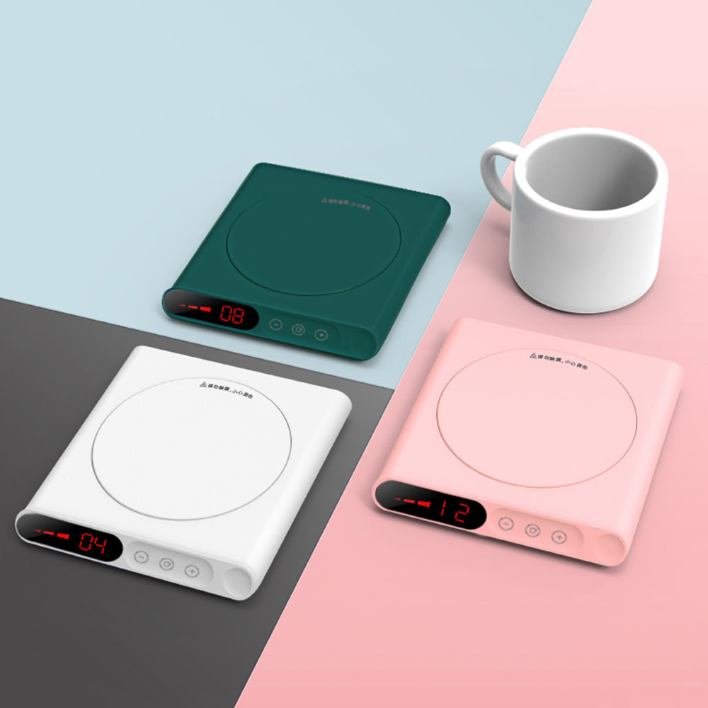Mini Heating Coasters