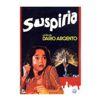 D0765 SUSPIRIA Movie (1977) Dario Argento Silk Fabric Poster Art Decor Indoor Painting Gift image