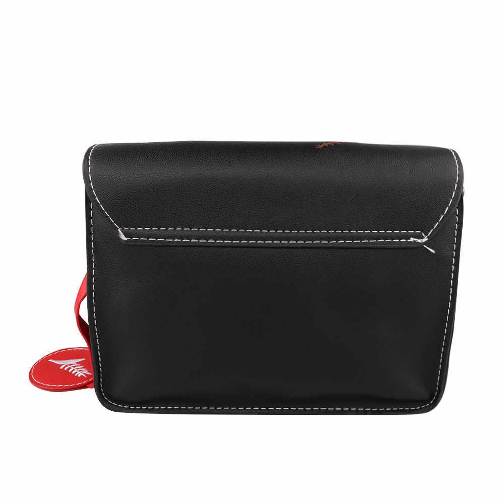 Ocardian bolsa feminina bolsas de moda corrente mensageiro sacos bolsa feminina crossbody sacos para as mulheres de couro preto sacos crossbody