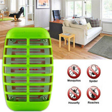 Electronics Mosquito Killer Home LED Socket Electric Bug Zapper Lamp Anti Repeller Electronic Trap