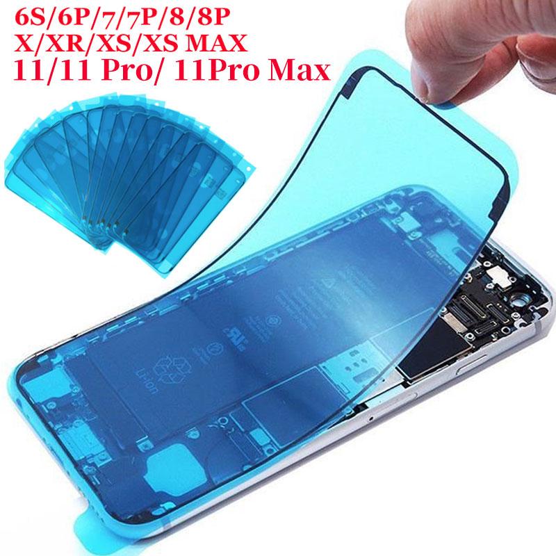 10pcs For iPhone 6S Plus 7 Plus 8 X XS XSM XR 11 pro Max LCD Display Frame Bezel Seal Tape Glue Adhesive Repair 3M(China)