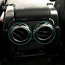 Автомобильная задняя решетка вентиляционного отверстия Накладка