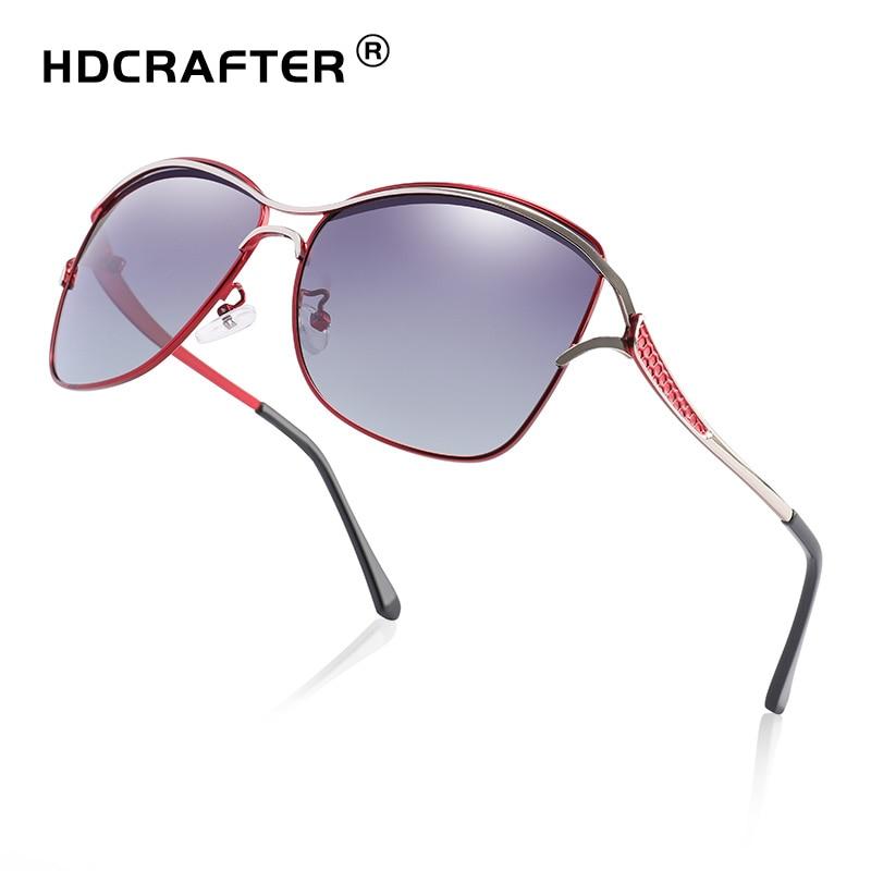 Sunglasses Women Polarized Aluminum 2019 UV400 High Quality Ladies Luxury Brand Designer Sun glases For Female Oculos
