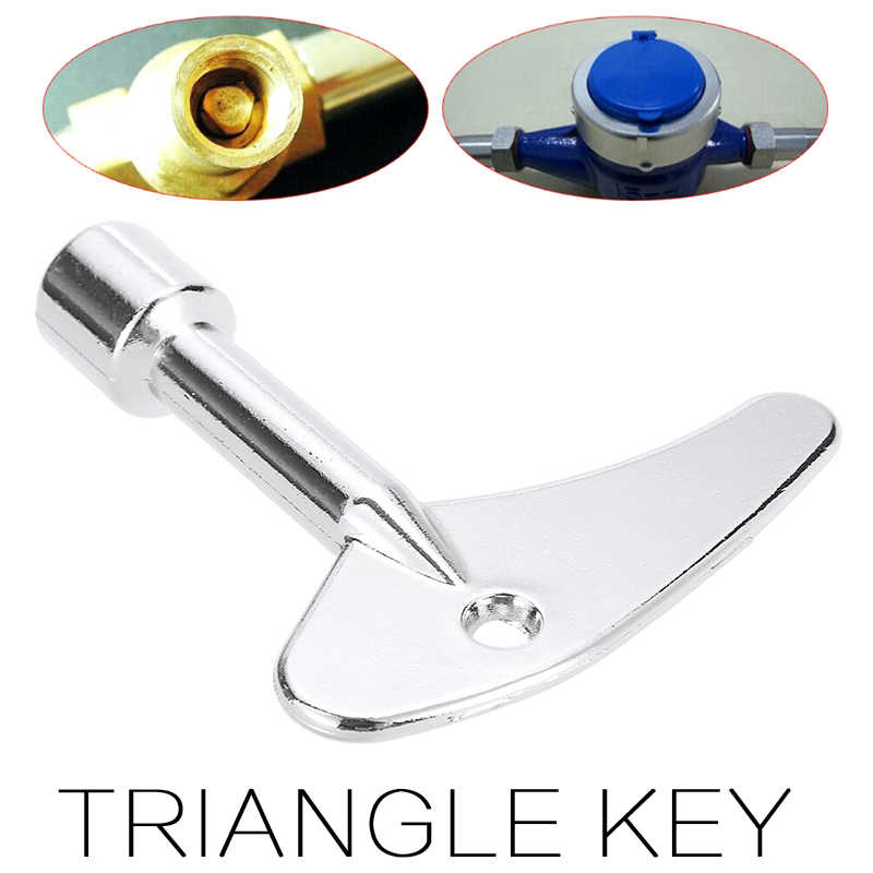 Key Wrench Triangle Plumber for Electric Cabinet Elevator Emergency Lift DE