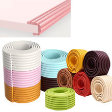 2M Baby Safety Protection Strip Table Desk Edge Guard Strip Corner Protector Furniture Corners Safety For Children Soft Corner
