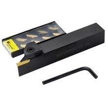 Support doutil de rainurage MGEHR2525 1.5/2/2/5/3/4/5, tige droite en carbure MGMN MGEHR, barre doutil de tournage externe, 1 pièce
