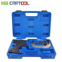 MR CARTOOL Engine Timing Locking Tool Kit Instellen Voor Renault Clio Meganne Laguna AU004 Nokkenas Alignment Locking Timing Tool