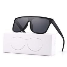 FENCHI NUOVI Occhiali Da Sole Donne Degli Uomini di Guida Blu Femmina di Grandi Dimensioni Occhiali Da Sole Frangivento Occhiali Zonnebril Dames Oculos Feminino