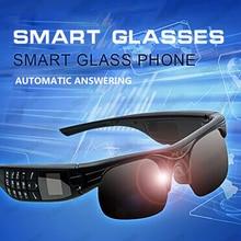 Лучшие продажи продуктов Bluetooth smartglasses носимые цифровые солнечные очки с Bluetooth с видеокамерой запись смарт стекло G5