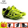 TIEBAO  обувь для горного велосипеда  мужская обувь  sapatilha ciclismo  mtb  зимние велосипедные перчатки  чехол для обуви  самоблокирующиеся дышащие вел...