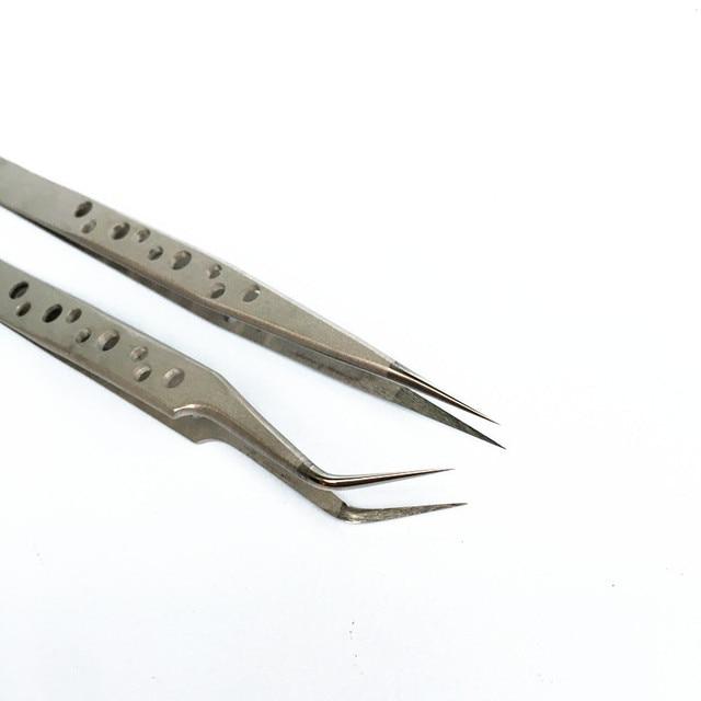 2020 nouveau 6A-SA pince à cils 3D/6D Volume Extension de cils meilleure qualité ventilateur cils pince à épiler