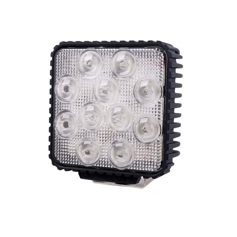 Selling Led 55 Square Working Light 55 W W Hot-rod Engineering Industrial And Mining Lamp Suv Truck Headlights
