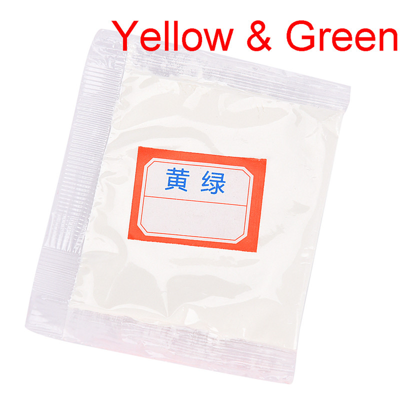 10g NOCTILUCENT GREEN GLOWING POWDER