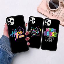 JAMULAR Hype House Soft PC TPU Case for iPhone