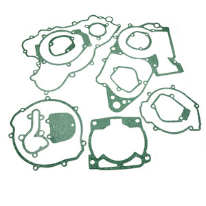 Image 1 - Motosiklet motoru karter kapakları conta silindir CONTA TAKIMI seti 250 SX 2000 2002 250 EXC 2000 2003
