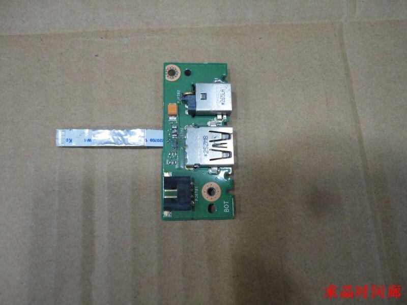 Power Jack USB Board Port For Asus X301A X501A F501A X301 X401 X501 F401A X401A DC-IN Socket