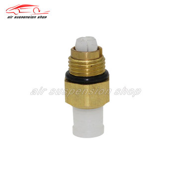 1 pcs M10 for Audi Q7 BMW F02 Air Connector Brass Fittings Valve Pneumatic Pump Repair Kit Air Suspension Shock Part Accessories image