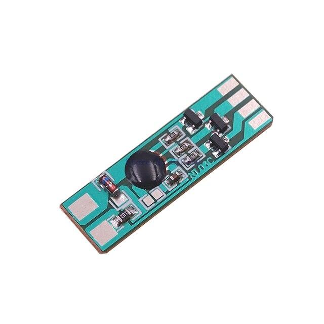 A5 -- цветной модуль чипа RGB, светодиодный модуль управления, цикл питания мигает 3-12 В, лампа с петлевым цветным мигающим модулем